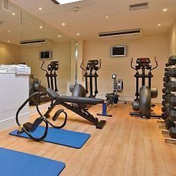 Sala fitness Copthorne Tara London Kensington Fotos