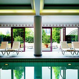 Pool Hyatt Regency Köln Fotos