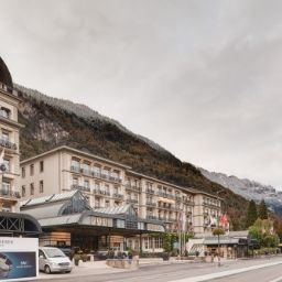 Victoria-Jungfrau Grand Hotel & Spa Fotos