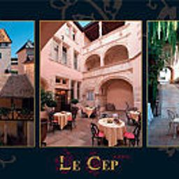 Jardin Le Cep Small Luxury Hotels Fotos