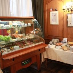 Buffet Le Cep Small Luxury Hotels Fotos
