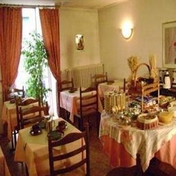 Breakfast room within restaurant Pax Garni Fotos