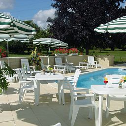 Piscine Hôtel de France Fotos