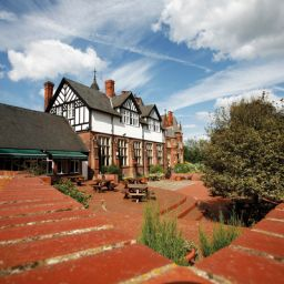 Фасад BEST WESTERN Bestwood Lodge Fotos