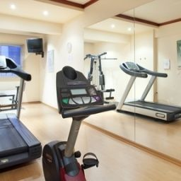 Sala spa/fitness Holiday Inn THESSALONIKI Fotos