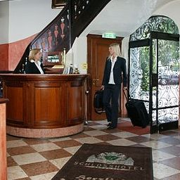 Reception Schloßhotel Grünwald Fotos