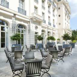 Bar Trianon Palace Versailles A Waldorf Astoria Hotel Fotos