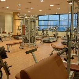 Wellness/fitness area InterContinental BAHRAIN Fotos