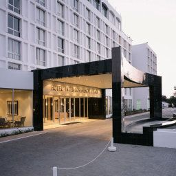 Exterior view InterContinental LUSAKA Fotos