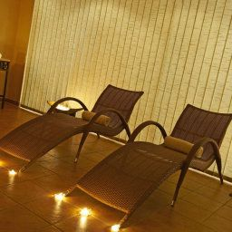 Wellness area InterContinental LUSAKA Fotos
