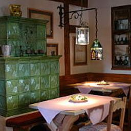 Breakfast room within restaurant Schwarzer Adler Fotos