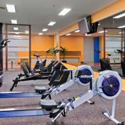 Wellness/fitness area Hilton Brisbane Fotos