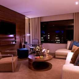 Suite Hilton Brisbane Fotos