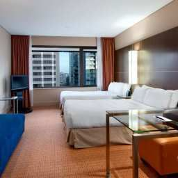 Room Hilton Brisbane Fotos
