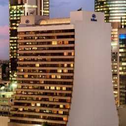 Exterior view Hilton Brisbane Fotos