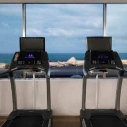 Wellness/fitness area Hilton Tel Aviv Fotos