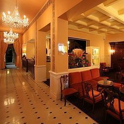 Hall Grand Hotel De La Grotte Fotos