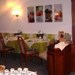 Breakfast room Centralhotel Garni Fotos