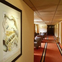 Hall Crowne Plaza TOULOUSE Fotos
