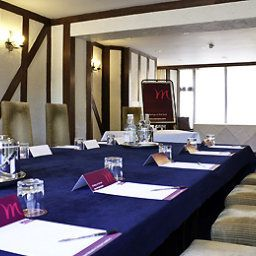 Tagungsraum Mercure Banbury Whately Hall Hotel Fotos