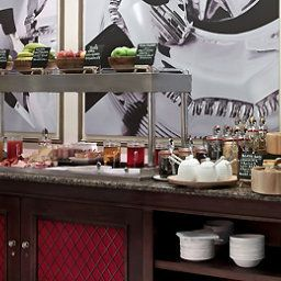 Sala de desayuno en el restaurante Francis Hotel Bath - MGallery Collection Fotos
