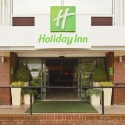 Фасад Holiday Inn CHESTER - SOUTH Fotos