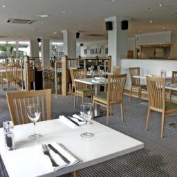 Restaurant Holiday Inn SOUTHAMPTON Fotos