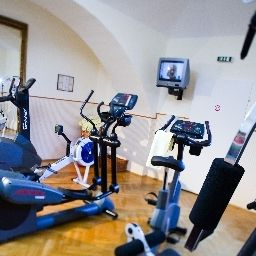 Sala spa/fitness Parkhotel Fotos