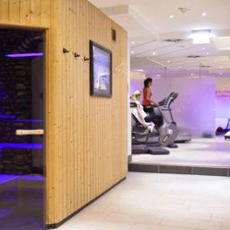 Wellness/Fitness Mercure Hotel Muenster City Fotos
