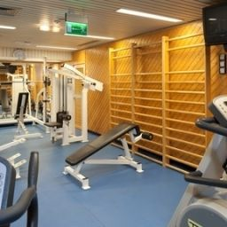 Wellness/fitness Mercure Warszawa Centrum Fotos