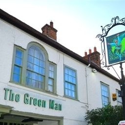 Außenansicht Green Man Good Night Inns Fotos