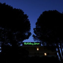 Vista esterna Holiday Inn ROME - AURELIA Fotos
