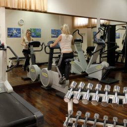 Fitness Holiday Inn ROME - AURELIA Fotos