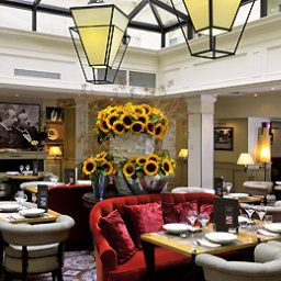 Breakfast room within restaurant Hotel Scribe Paris managed by Sofitel Fotos