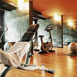 Fitness room POHO Post Hotel  Weggis Fotos