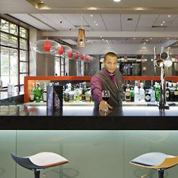 Bar Novotel Birmingham Centre Fotos