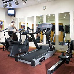 Wellness/fitness area Novotel Birmingham Centre Fotos