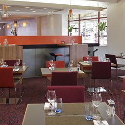 Breakfast room within restaurant Novotel Birmingham Centre Fotos