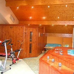 Wellness/fitness area Le Bourgogne Fotos
