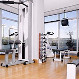 Fitness room abba Parque Fotos