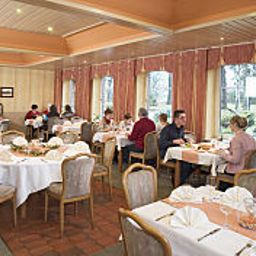 Breakfast room within restaurant Haus Waldesruh Fotos