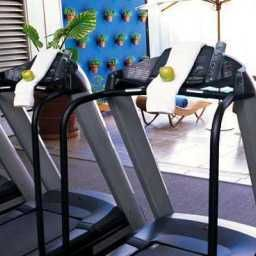 Wellness/fitness area W San Diego Fotos