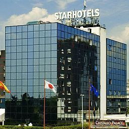 Starhotels Cristallo Palace Bergamo