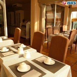 Breakfast room within restaurant Lune de Mougins Fotos