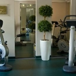 Fitness room Grand Hotel Villa Castagnola au Lac Fotos