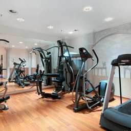 Wellness/Fitness Hilton Innsbruck Fotos