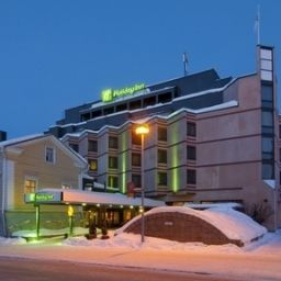 Exterior view Holiday Inn OULU Fotos