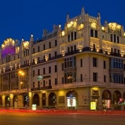 Metropol Moscow Historical Hotel Moskwa