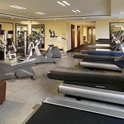 Wellness/fitness area The Westin Grand Frankfurt Fotos