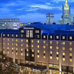 Vista exterior The Westin Grand Frankfurt Fotos